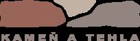 Kameň a tehla logo